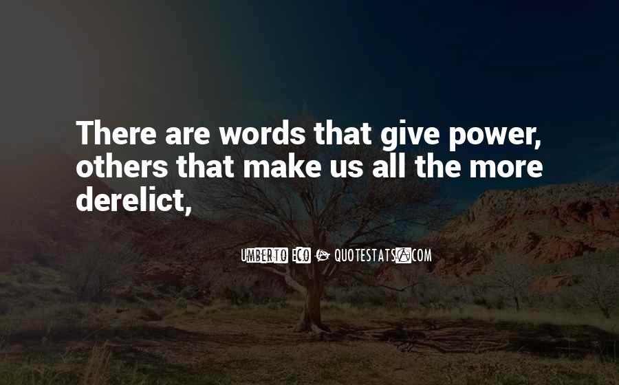 Umberto Eco Quotes #1028319