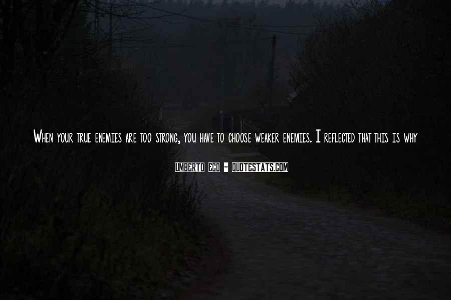 Umberto Eco Quotes #1108825