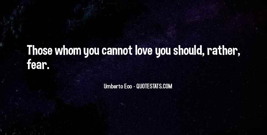 Umberto Eco Quotes #1159483