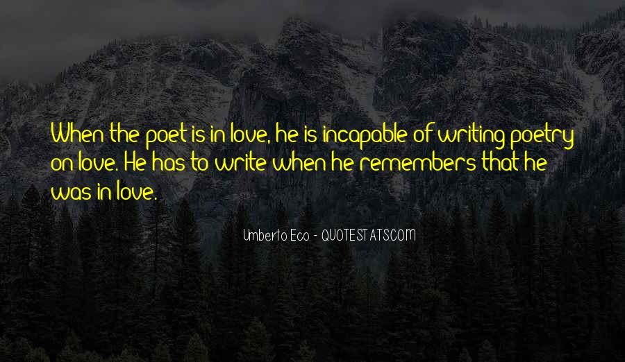 Umberto Eco Quotes #1165930