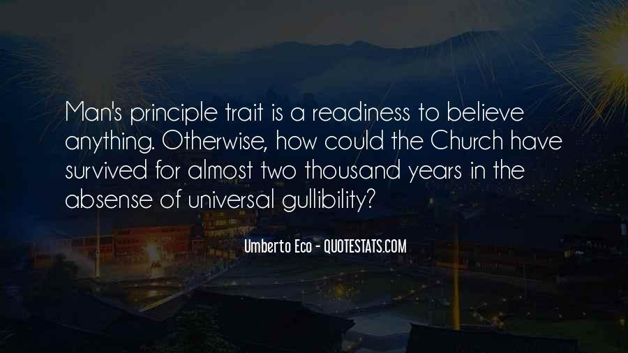 Umberto Eco Quotes #1326589