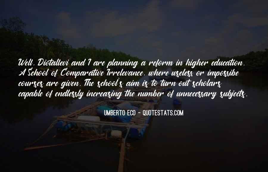 Umberto Eco Quotes #1411145