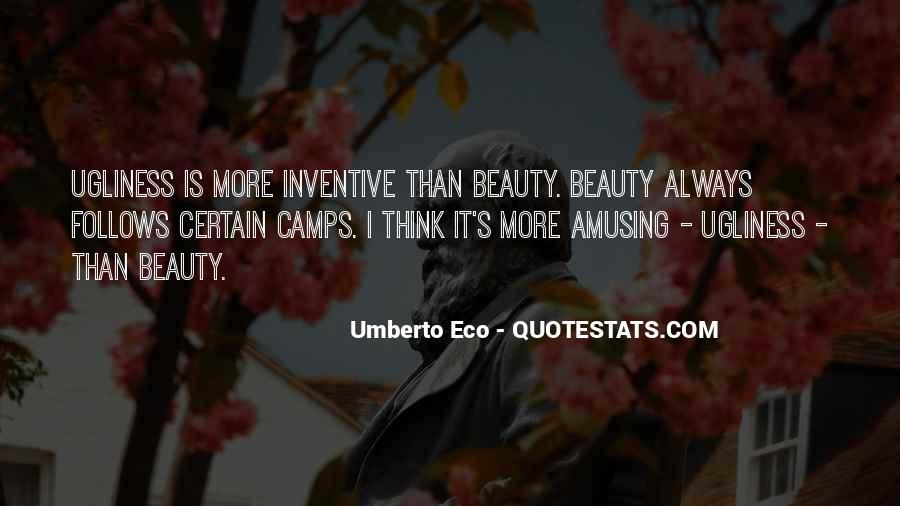 Umberto Eco Quotes #1419887