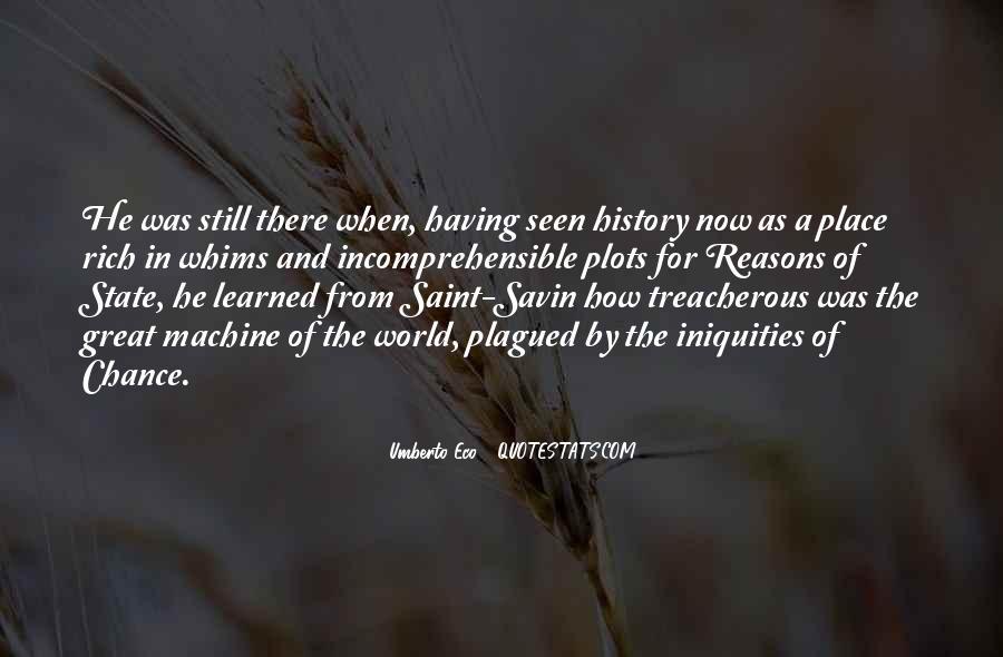 Umberto Eco Quotes #1439901