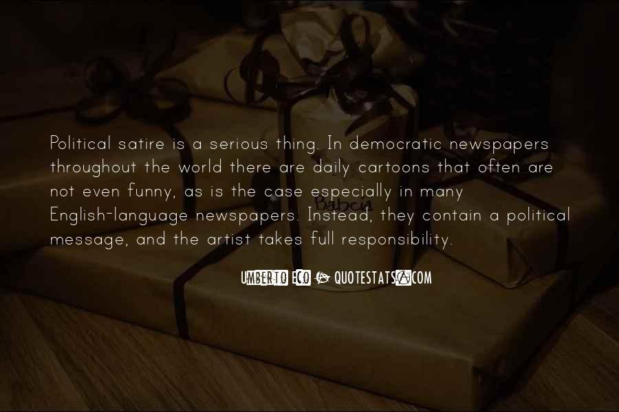 Umberto Eco Quotes #1565043