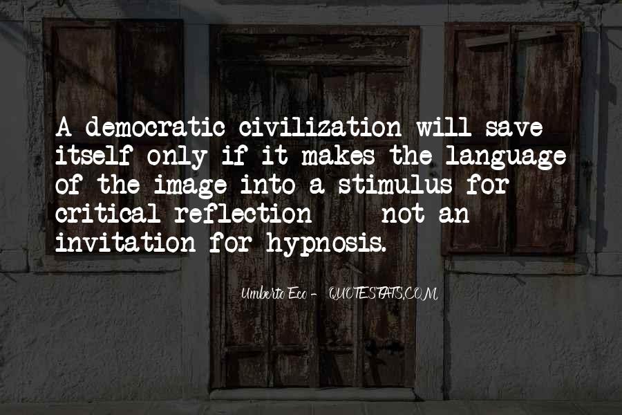 Umberto Eco Quotes #1715817