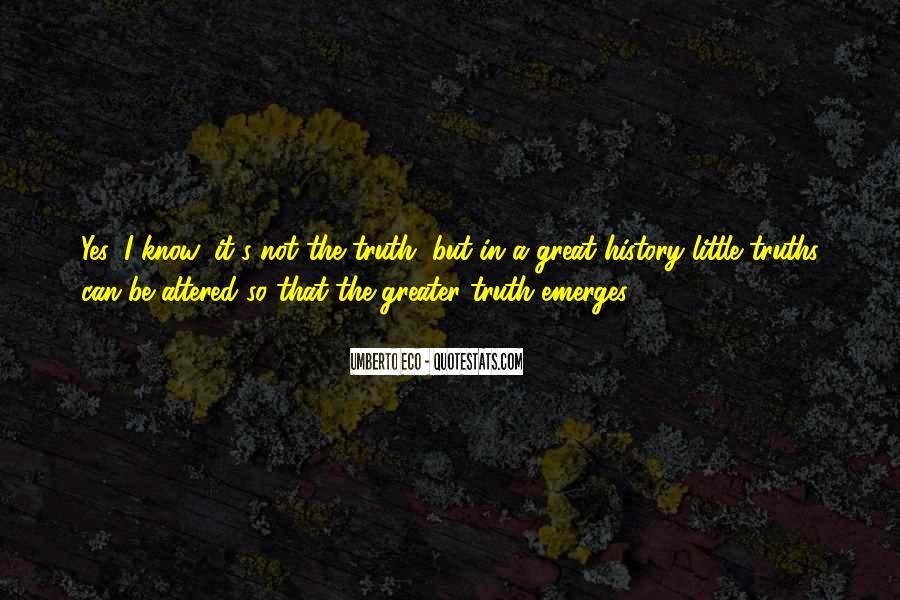 Umberto Eco Quotes #1777212