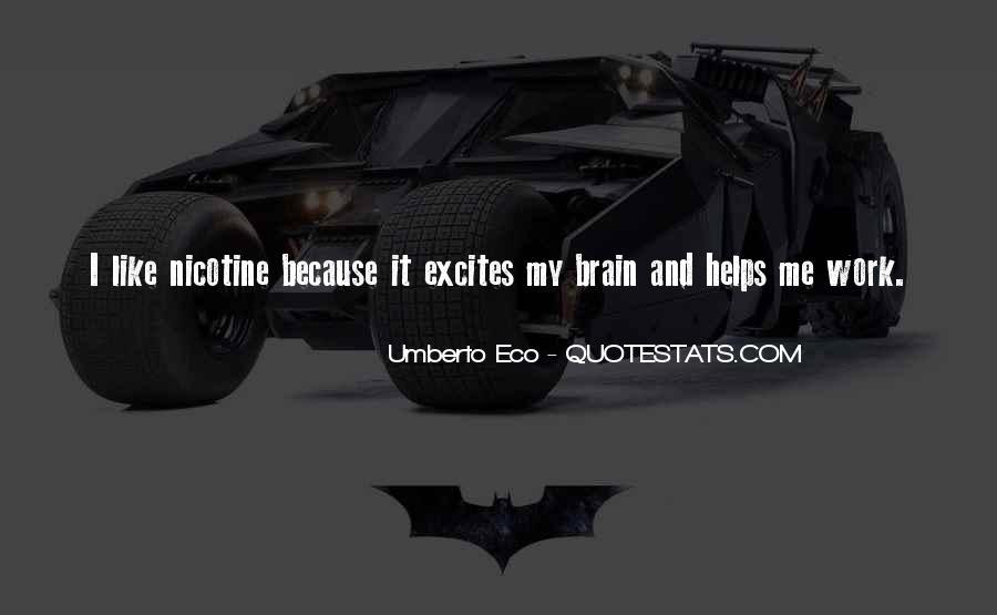 Umberto Eco Quotes #1785885