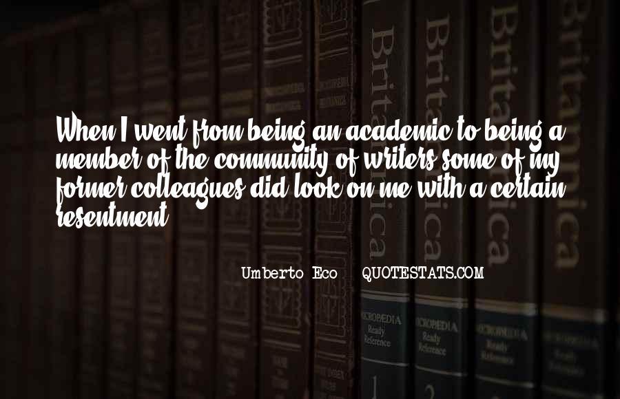 Umberto Eco Quotes #1793215