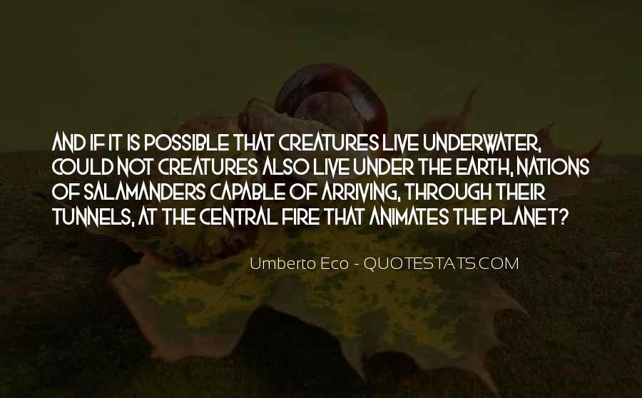 Umberto Eco Quotes #1804837