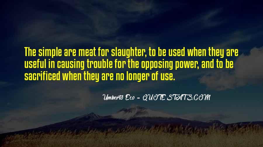 Umberto Eco Quotes #1848570