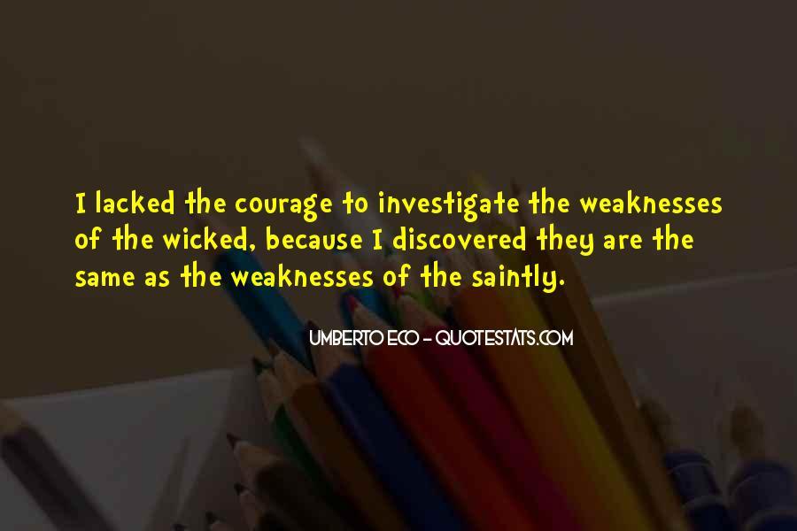 Umberto Eco Quotes #207582