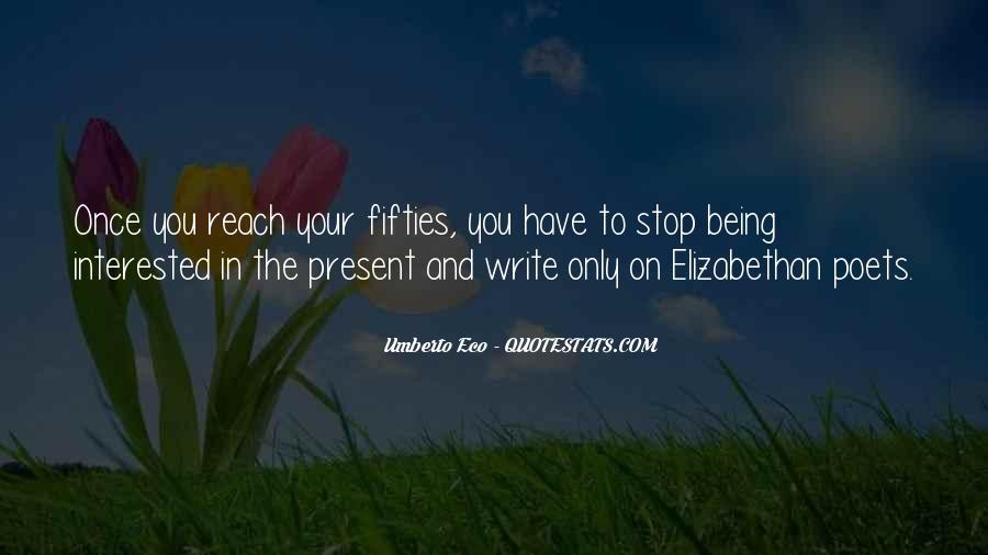 Umberto Eco Quotes #269861