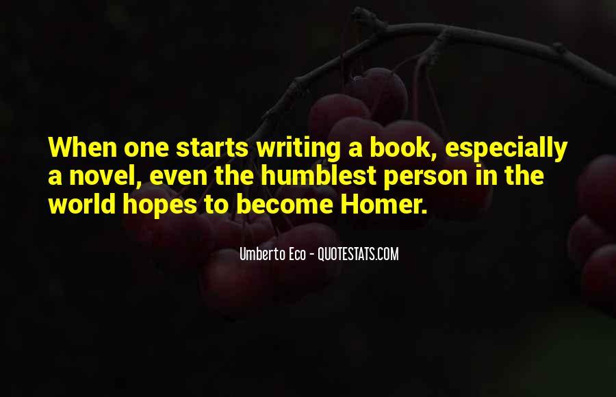 Umberto Eco Quotes #296964