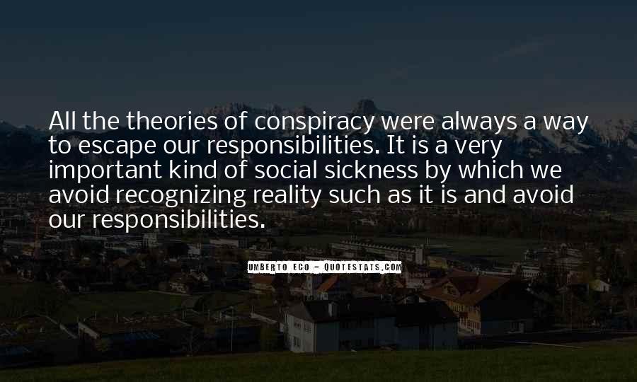 Umberto Eco Quotes #299579