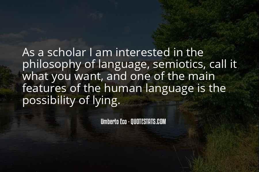 Umberto Eco Quotes #301725
