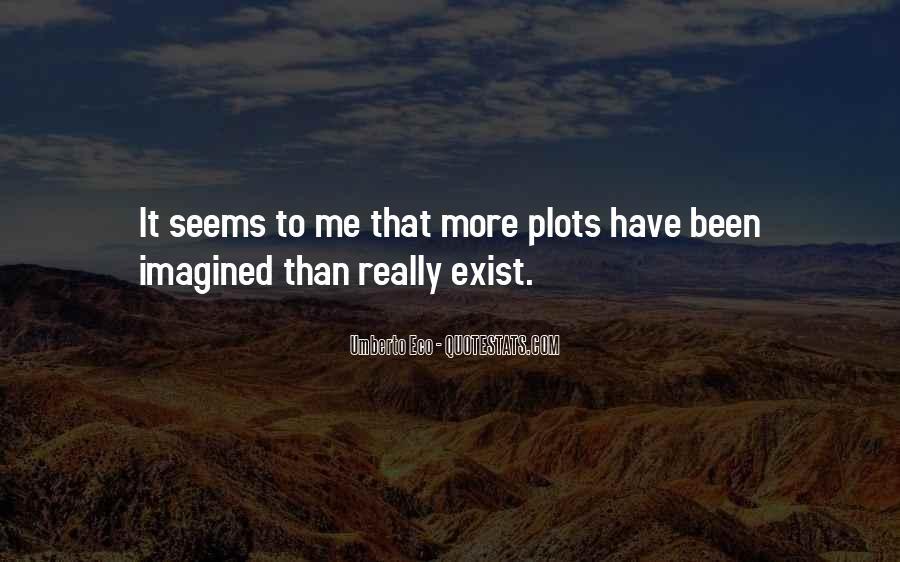 Umberto Eco Quotes #383477