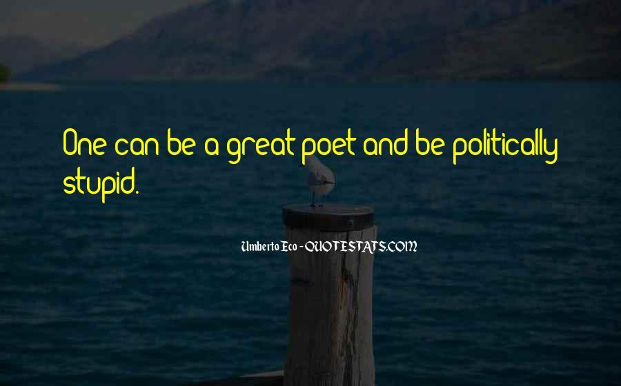 Umberto Eco Quotes #384268