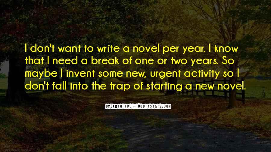 Umberto Eco Quotes #53074