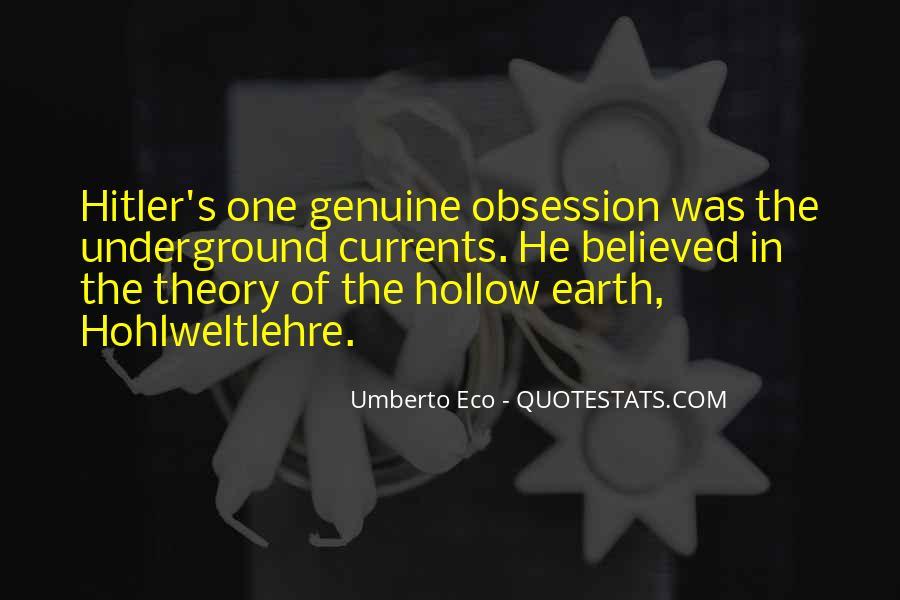 Umberto Eco Quotes #539388