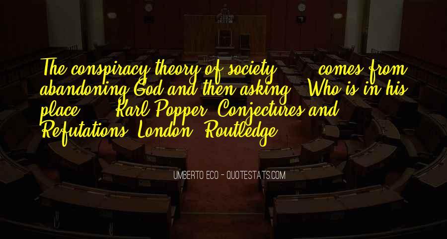 Umberto Eco Quotes #613468