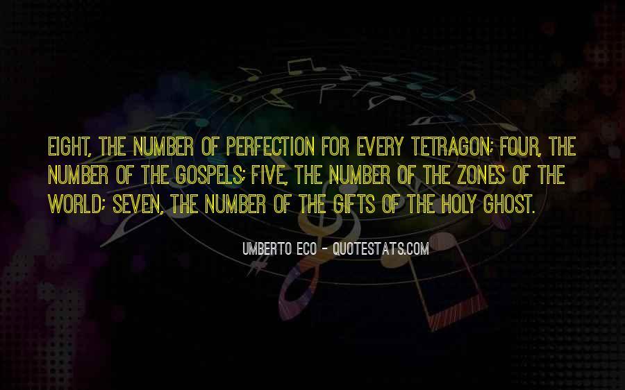 Umberto Eco Quotes #64412