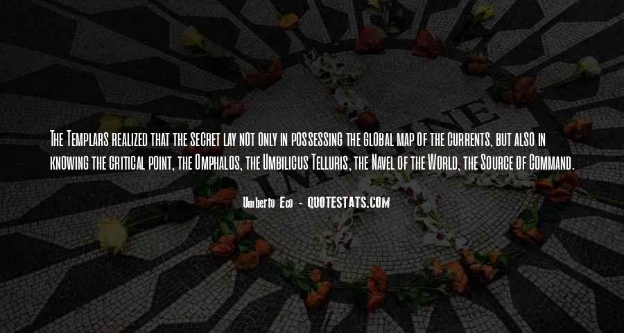 Umberto Eco Quotes #673917
