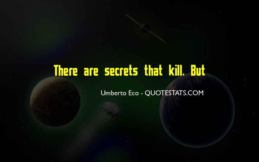Umberto Eco Quotes #718162
