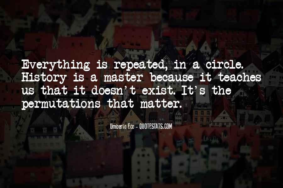 Umberto Eco Quotes #75677