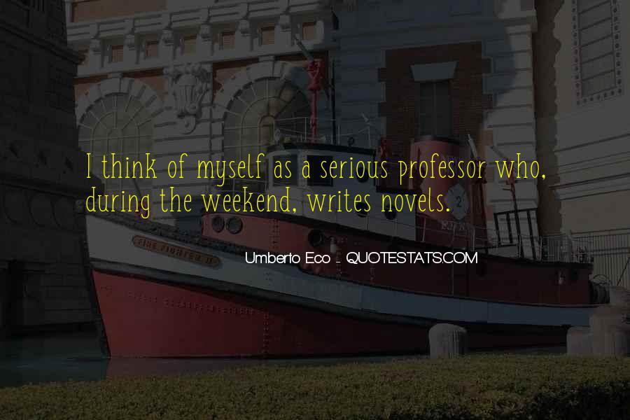 Umberto Eco Quotes #772262