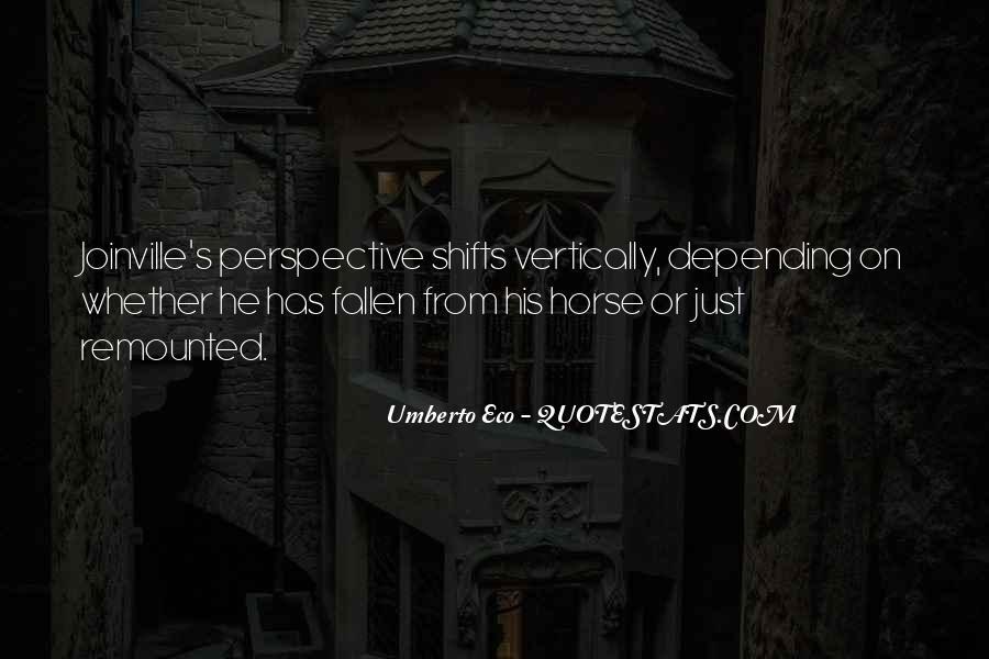 Umberto Eco Quotes #844357