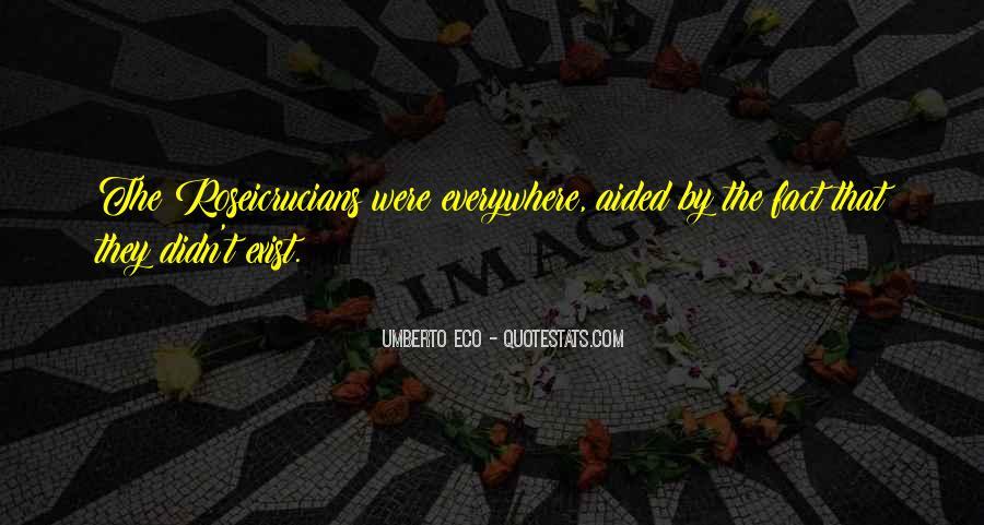 Umberto Eco Quotes #97186