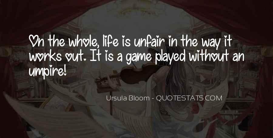 Ursula Bloom Quotes #1765904