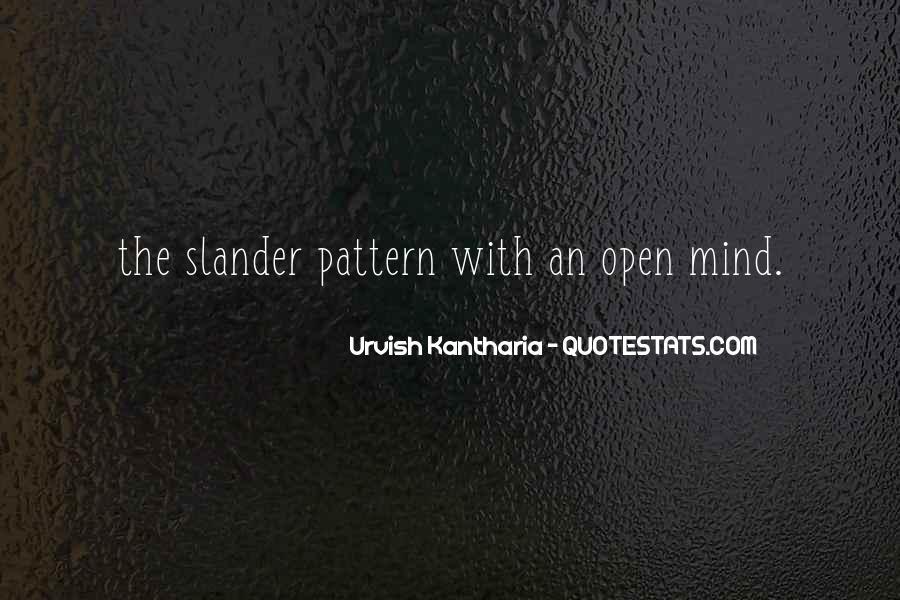 Urvish Kantharia Quotes #1129291