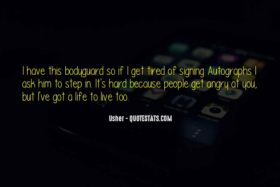 Usher Quotes #1135214