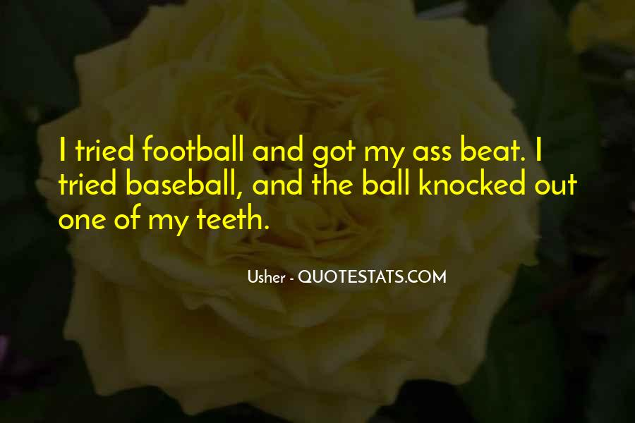 Usher Quotes #974406