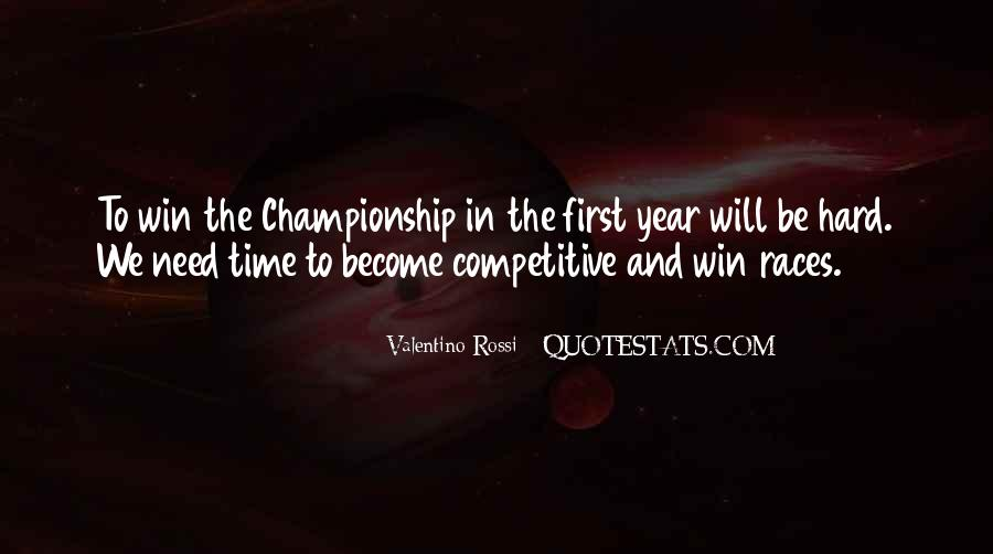 Valentino Rossi Quotes #1033475