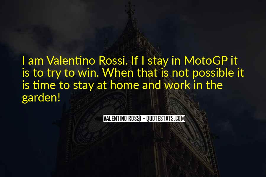 Valentino Rossi Quotes #534440