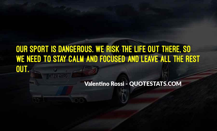 Valentino Rossi Quotes #837234