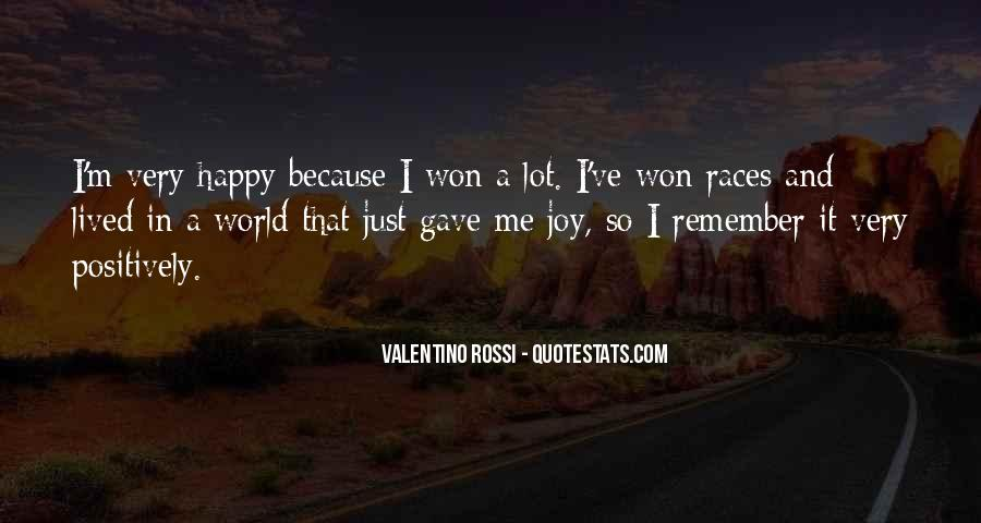 Valentino Rossi Quotes #912537