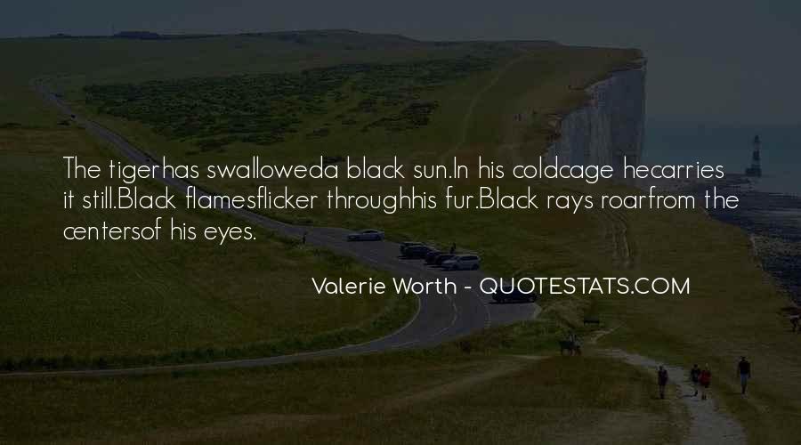 Valerie Worth Quotes #1720358