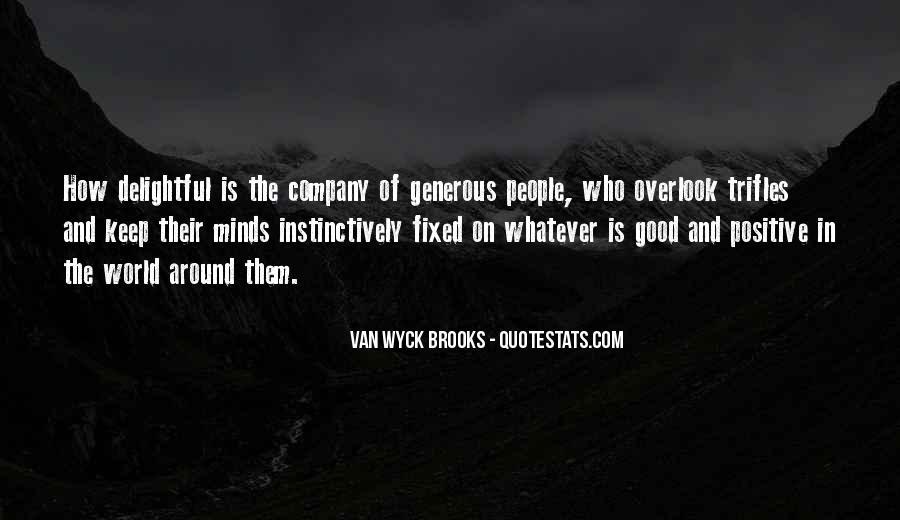 Van Wyck Brooks Quotes #1033449