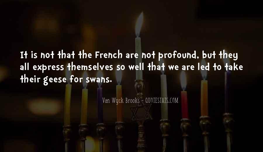 Van Wyck Brooks Quotes #1205679