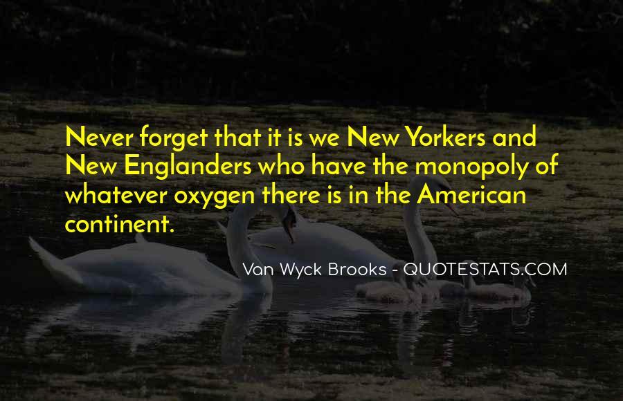 Van Wyck Brooks Quotes #1860568