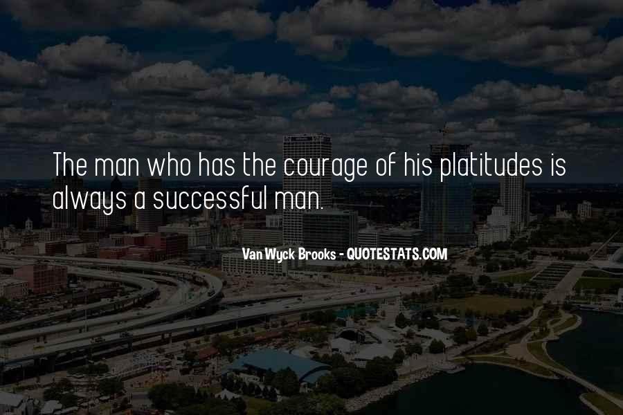 Van Wyck Brooks Quotes #375563