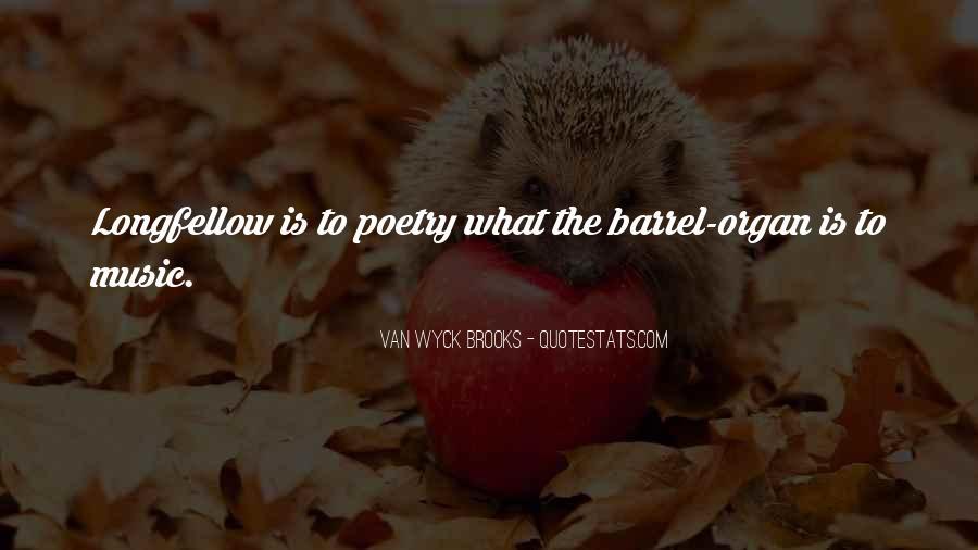 Van Wyck Brooks Quotes #729871