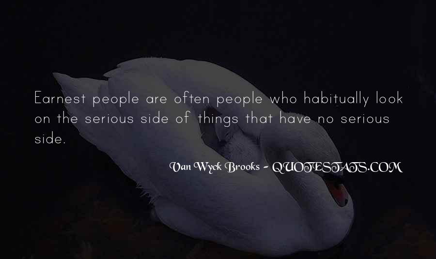 Van Wyck Brooks Quotes #905091