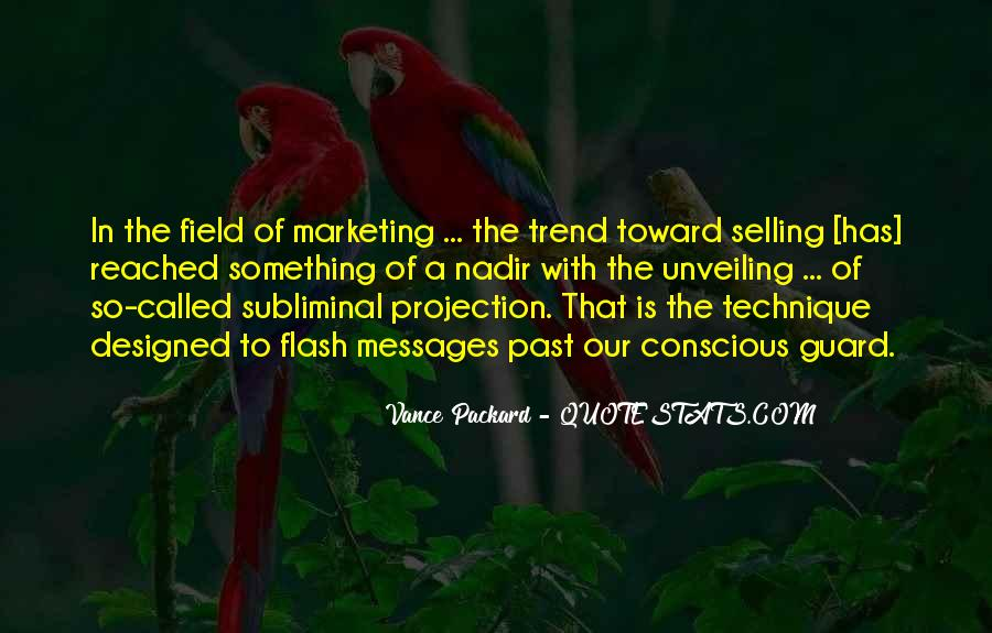 Vance Packard Quotes #1171699
