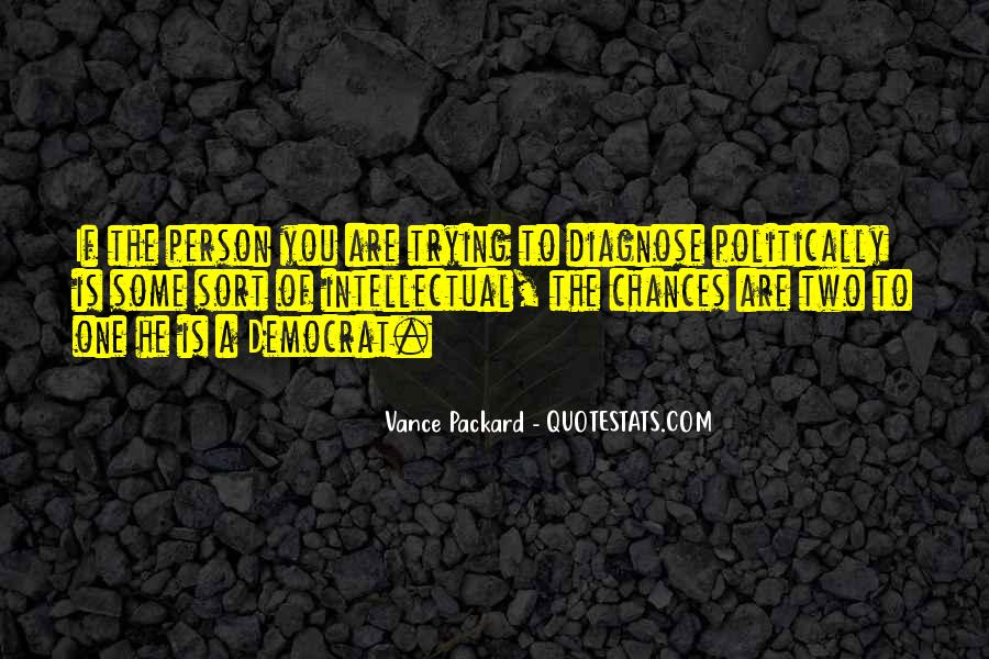 Vance Packard Quotes #683349