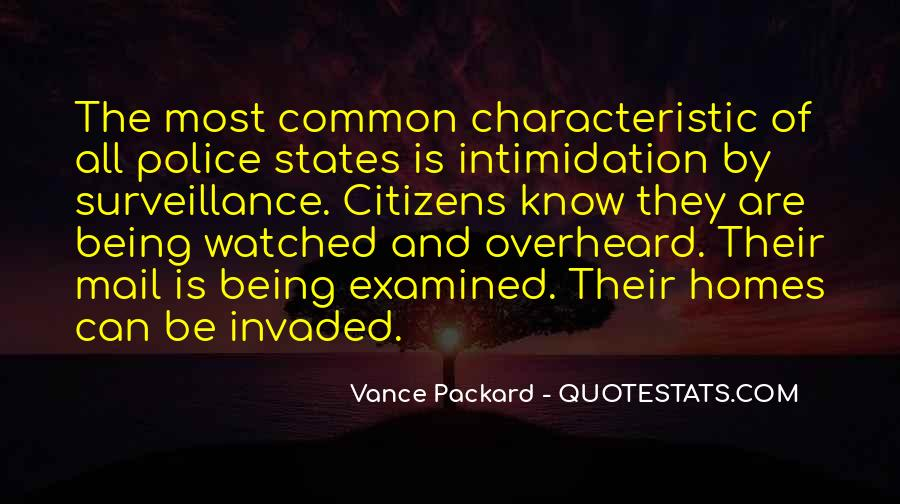 Vance Packard Quotes #833393